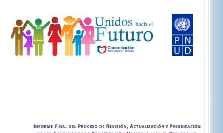 Proceso de Revisión, Actualización y Priorización de los Acuerdos de la Concertación Nacional (Informe 2013)